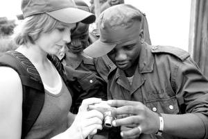 Camp Lukusa, DR Congo 2010